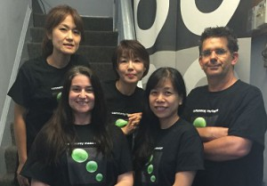 Our team 2016 Cammeray Massage