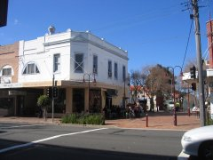 Cammeray Massage Therapy Clinic Location